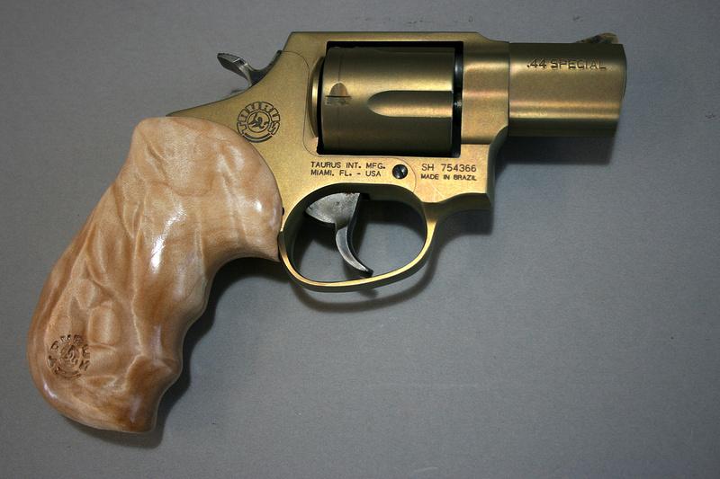 Coral Ridge Studio | Gun Stocks and Custom Grips