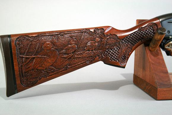 Coral Ridge Studio   Gun Stocks and Custom Grips   Remington
