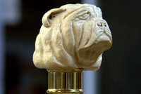 Bulldog Cane Handle